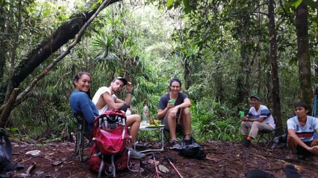 Trek Rinjani lombok